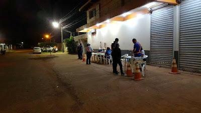 Lei Seca aplica 52 multas em 97 abordagens e três motoristas são presos em Guajará