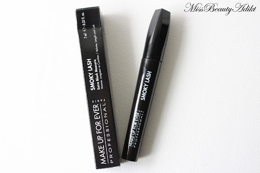 The Only Mascara For Me | Makeup Forever Smoky Lash