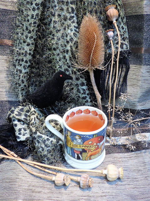 Halloween tea, Halloween
