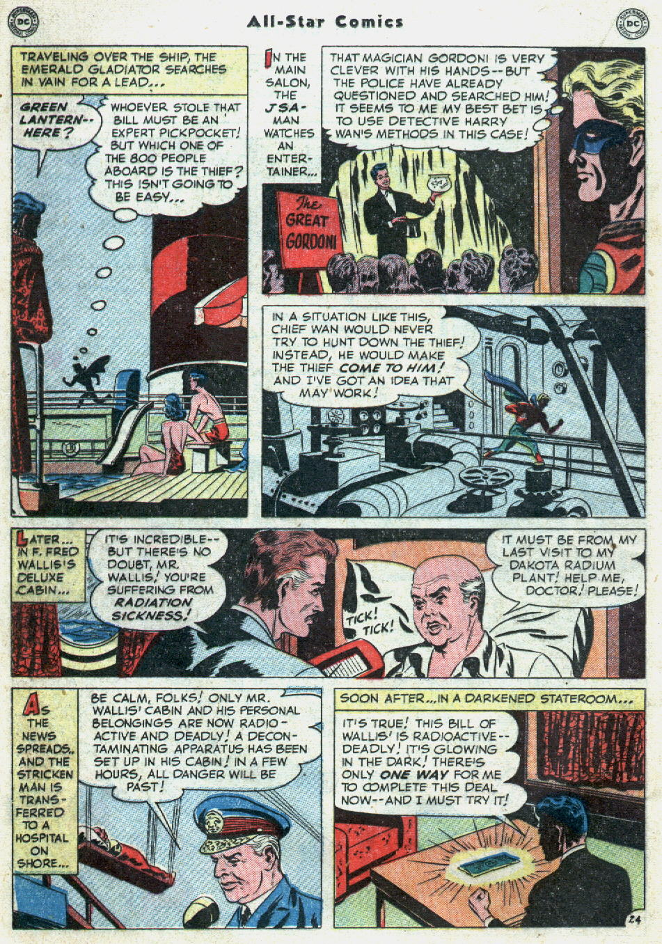 Read online All-Star Comics comic -  Issue #57 - 30