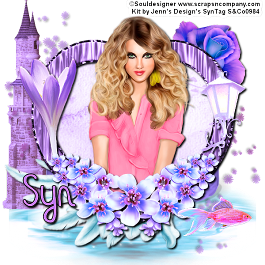 CT For Jenn's Design's ~ Enchanted