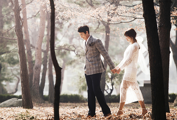 Photo Prewedding Casual Ala Korea