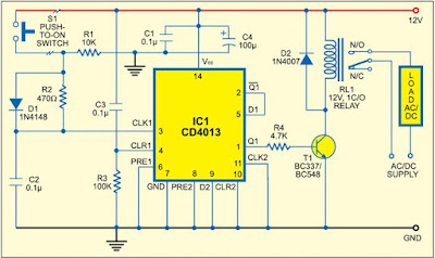 Switch Circuit Diagram