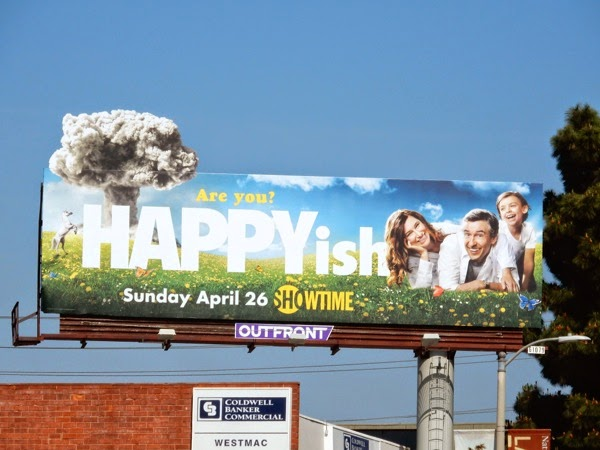 Happyish season 1 special extension billboard