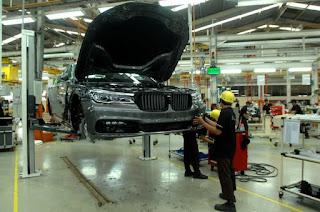 BMW, 1 milyar euroluk yatırım için Macaristan'ı seçti