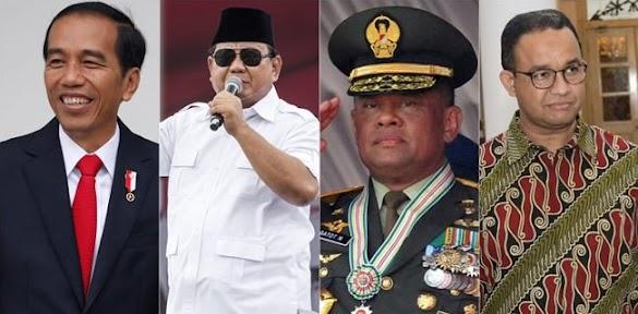 Prabowo Oke, Anies Oke Dan Gatot Juga Oke: Tanggapan Untuk Denny JA