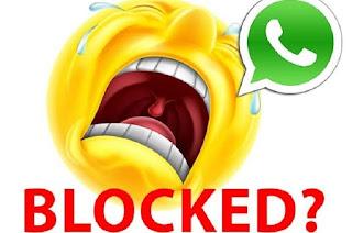Cara Blokir Chat Orang Lain Di Grup Whatsapp