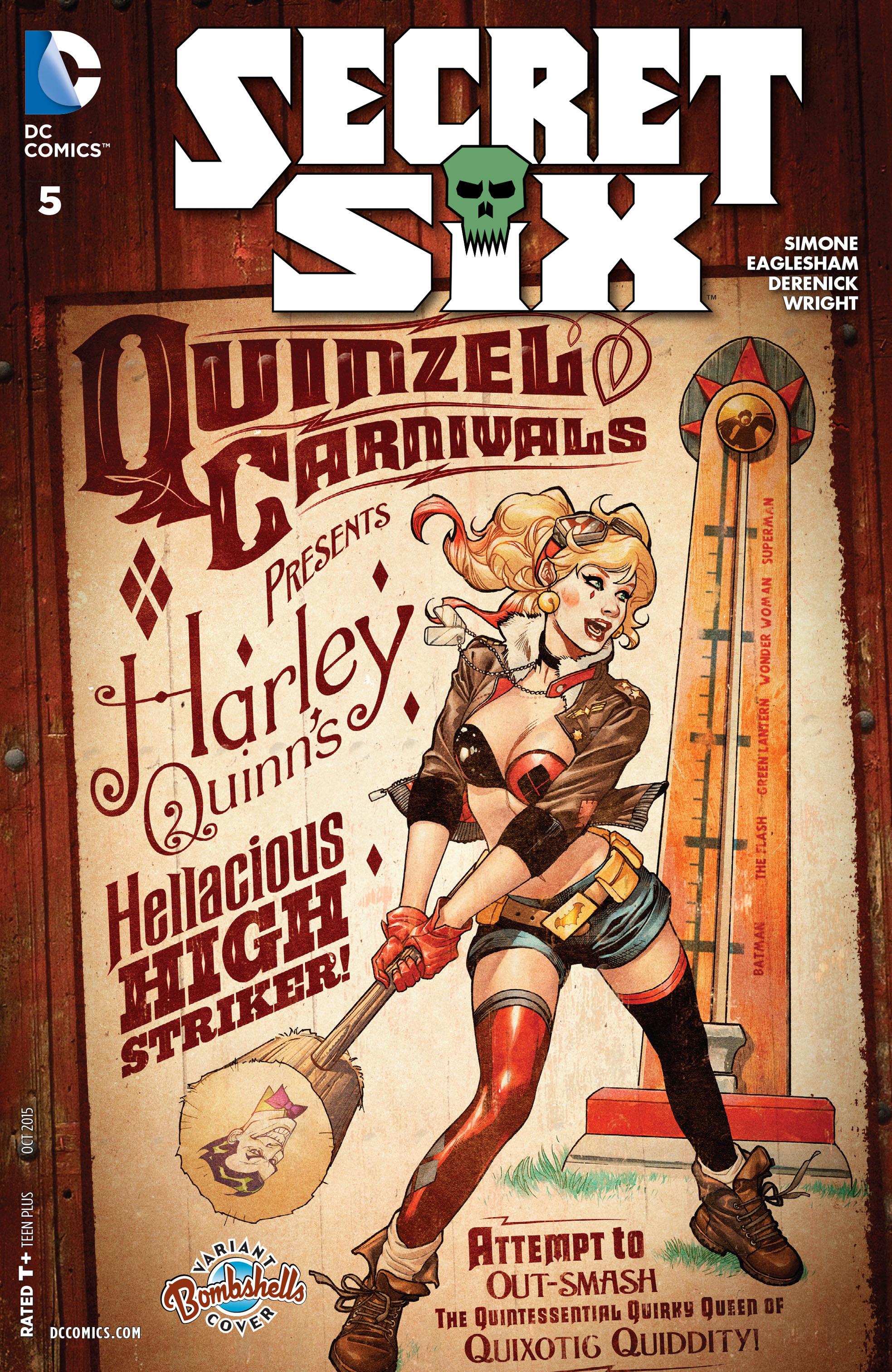 Read online Secret Six (2015) comic -  Issue #5 - 3
