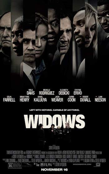 Widows 2018 Dual Audio Hindi Eng 720p 480p BRRip Download