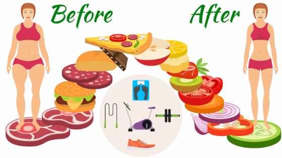 Cara Menurunkan Berat Badan 10 Kg