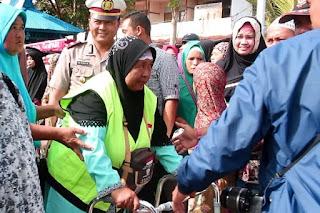 Kondisi Sakit, Tetap Berkangkat Jalani Rukun Islam Yang Ke 5