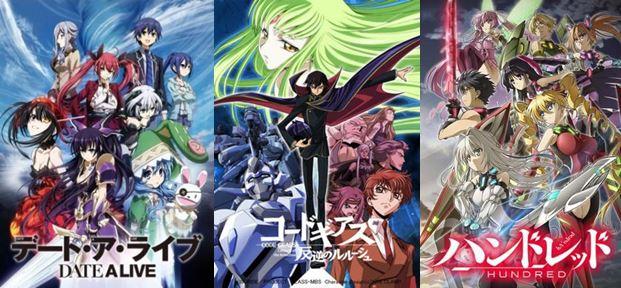 anime mecha terbaik terkeren terbaru 2018
