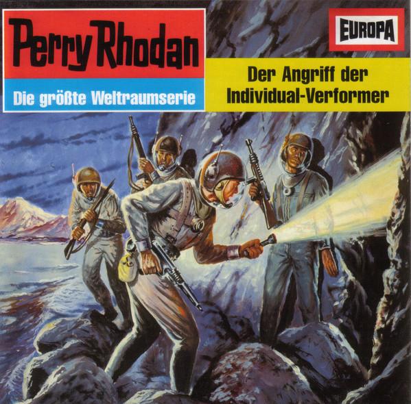 1961 Perry Rhodan: PERRY RHODAN-Redaktion: Angriff Der Individual-Verformer