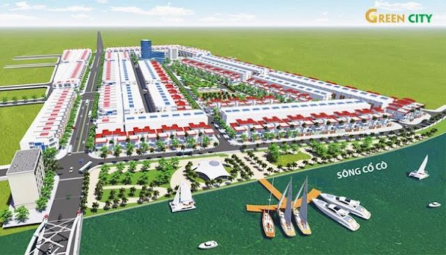 Tổng quan dự án Green City Đà Nẵng
