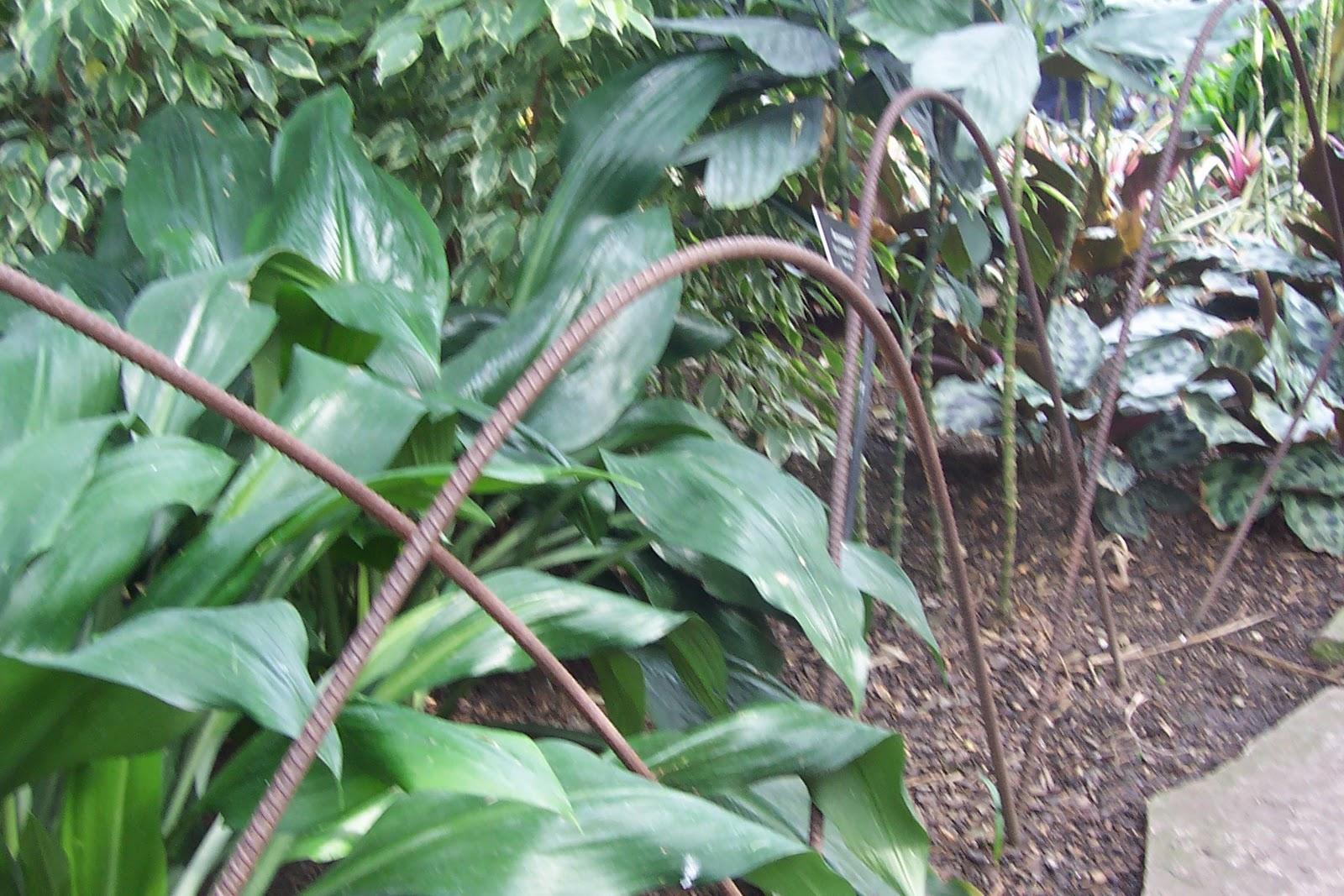 Wanda's Garden Adventures: Rebar Garden Craft Projects