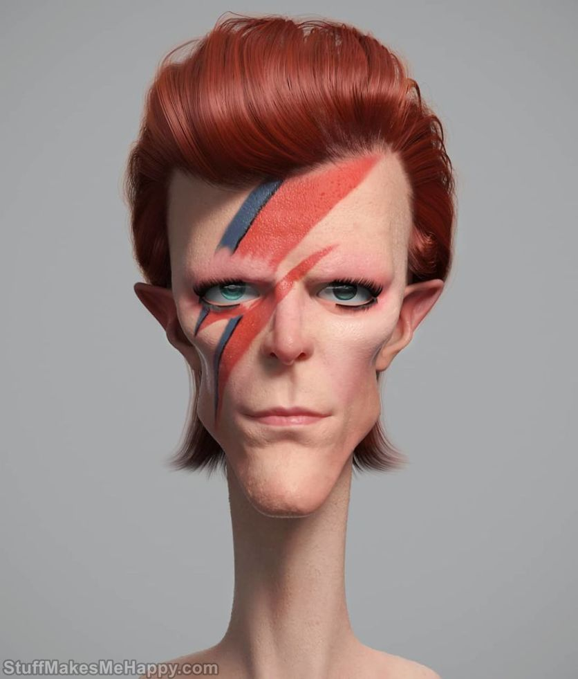 11. David Bowie