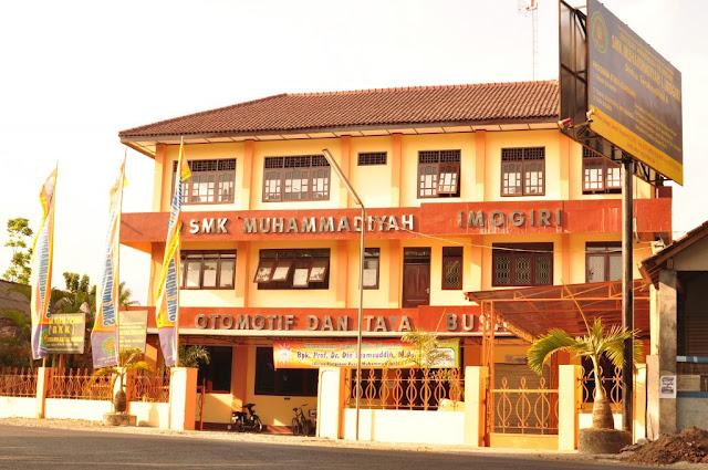 8 Posisi Guru SMK Muhammadiyah Imogiri Pendidikan Minimal S1