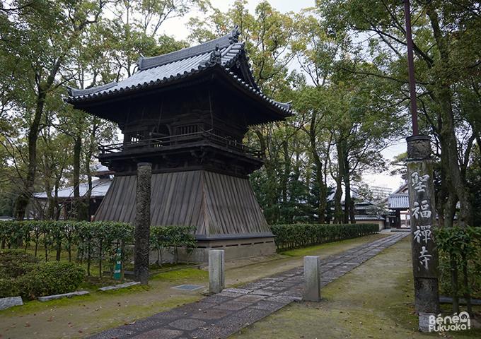 聖福寺、福岡