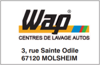 Centre de lavage autos - WAP