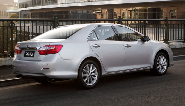New Toyota Aurion review