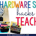 3 Must-Try Teacher Hacks from Home Improvement Stores