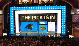2018 NFL Mock Draft Carolina Panthers Isaiah Oliver