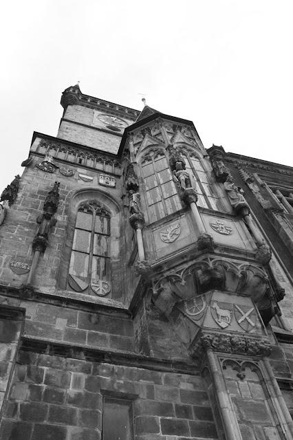 Mustavalkoisia muistoja Prahasta 11