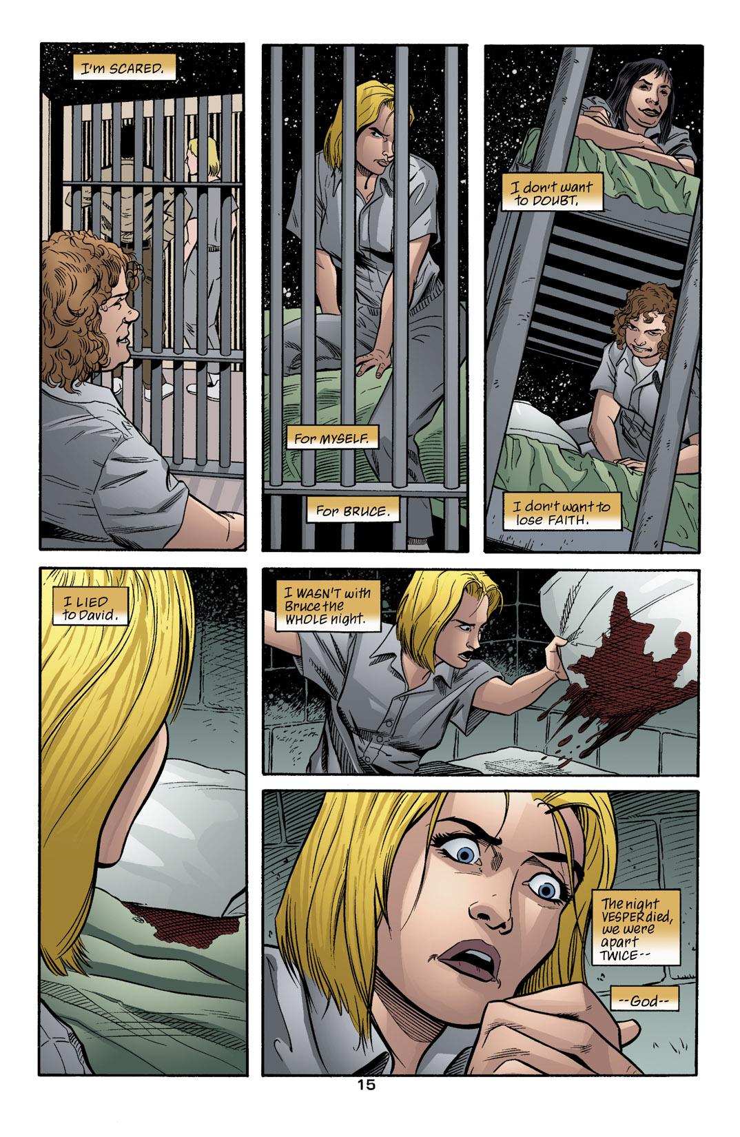 Detective Comics (1937) 767 Page 14