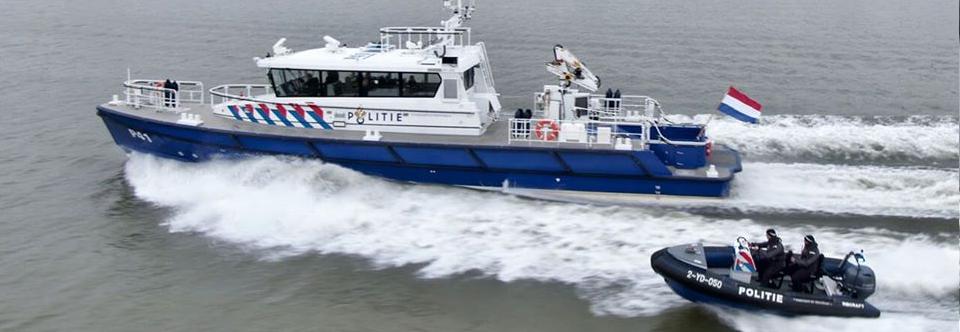 Миколаївська компанія взяла участь у розробці патрульних катерів для поліції Нідерландів