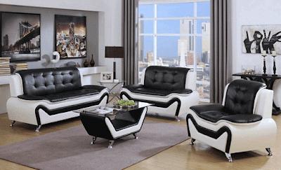 Udell Modern Living Room Sofa Furniture