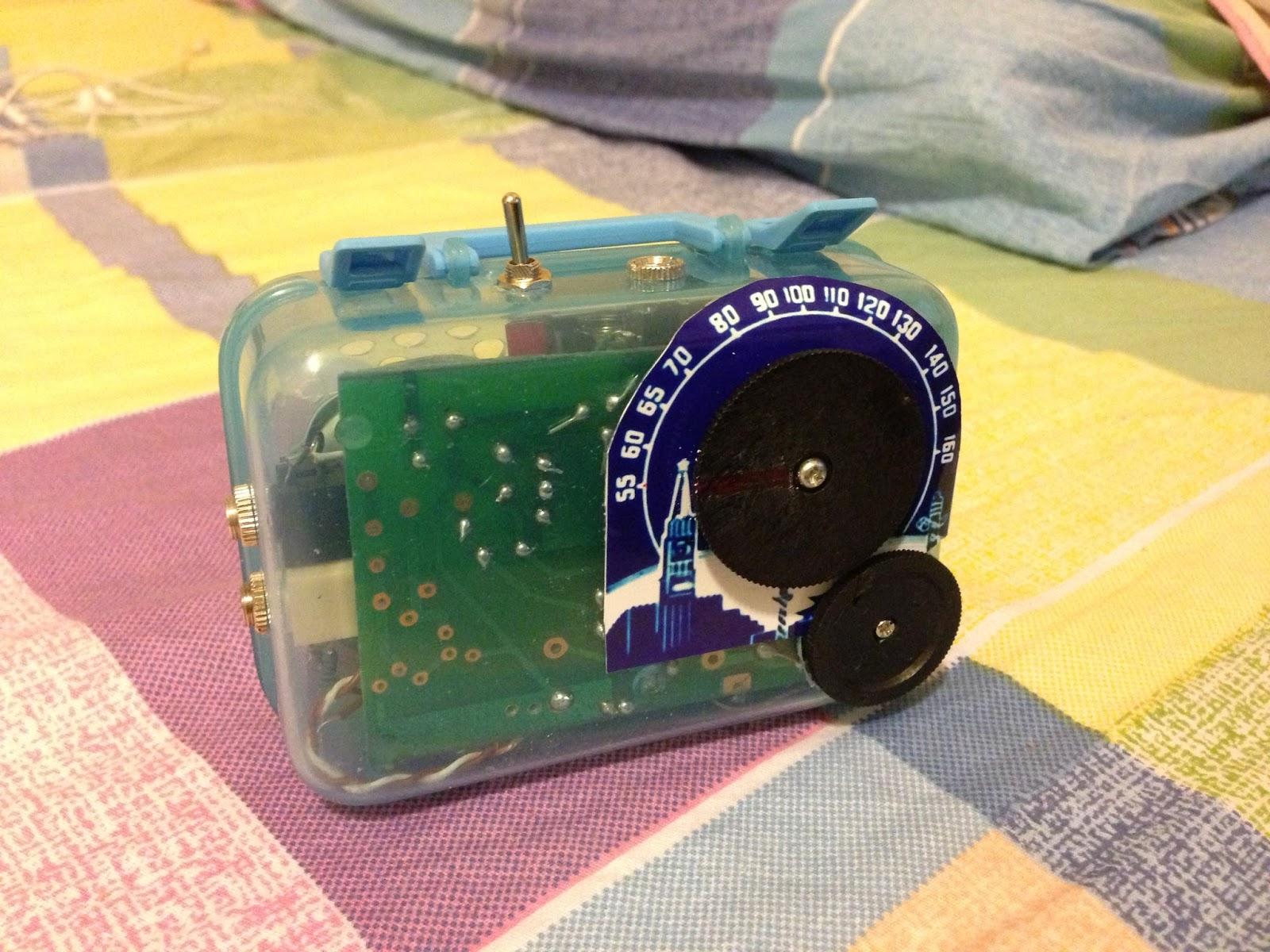 TA7642+LM386 regeneration radio | Billy's DIY Dream Shop