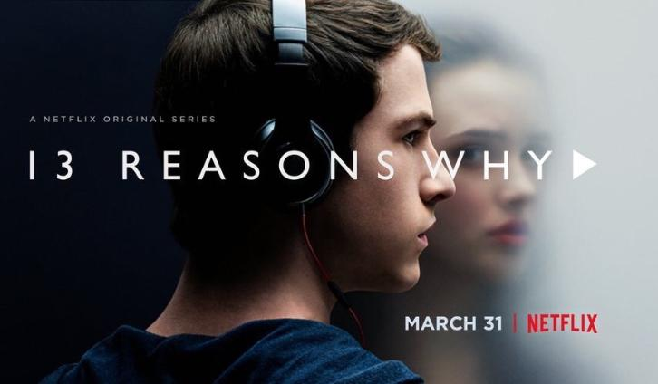 13 Reasons Why - Promos, Posters, Featurette & First Look Photos *Updated 16th March 2017*