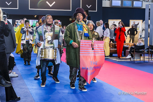 The Marching Band at Modefabriek 2018