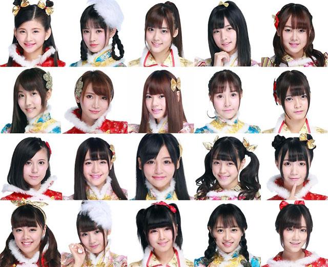 SNH48_SNH48 中華人民共和国・上海市を中心に活動する女性アイドル ...