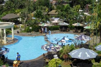 Harga Tiket Masuk + Lokasi The Fountain Waterpark & Resto Ungaran Semarang