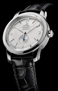 Montre Omega Seamaster 1948 Co-Axial Londres 2012
