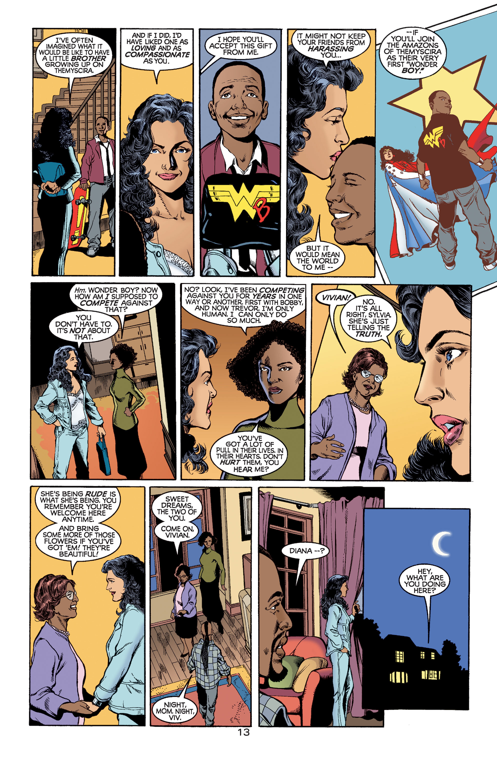 Read online Wonder Woman (1987) comic -  Issue #188 - 14
