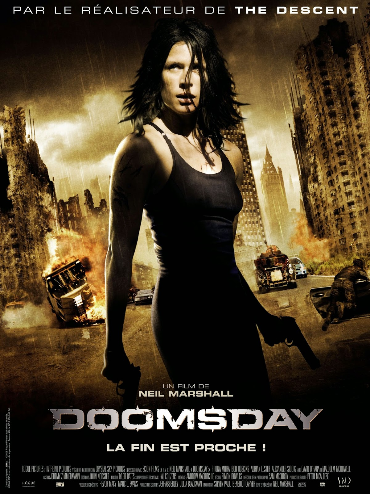 Doomsday ห่าล้างโลก [HD][พากย์ไทย]