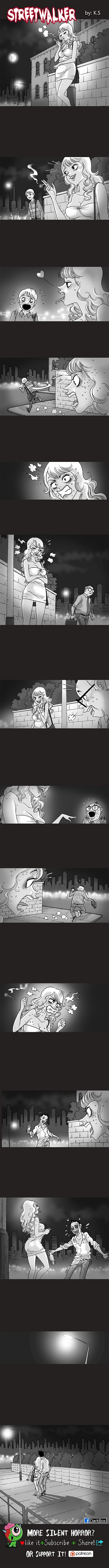 Silent Horror chap 73: Gái giang hồ
