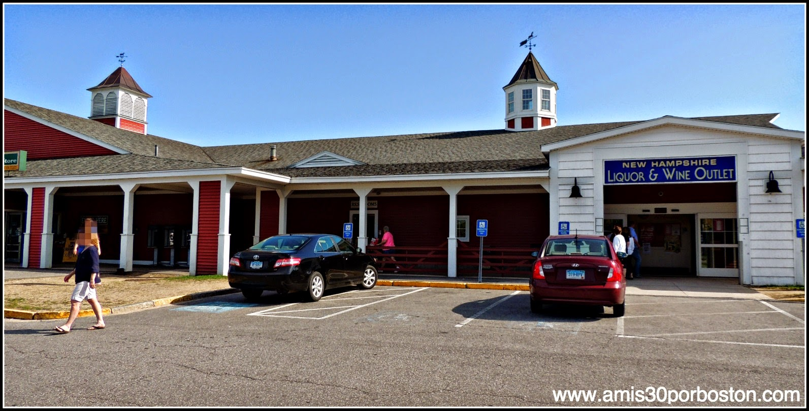 Liquor & Wine Outlets de New Hampshire