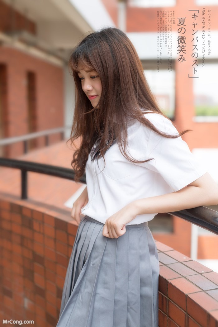 Image School-girls-by-Ronnie-MrCong.com-052 in post Những cô nàng nữ sinh xinh đẹp mê mẩn người xem chụp bởi Ronnie (96 ảnh)