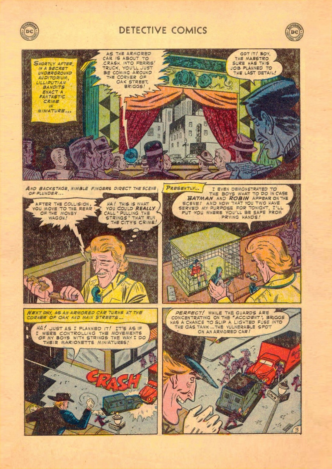Read online Detective Comics (1937) comic -  Issue #182 - 4
