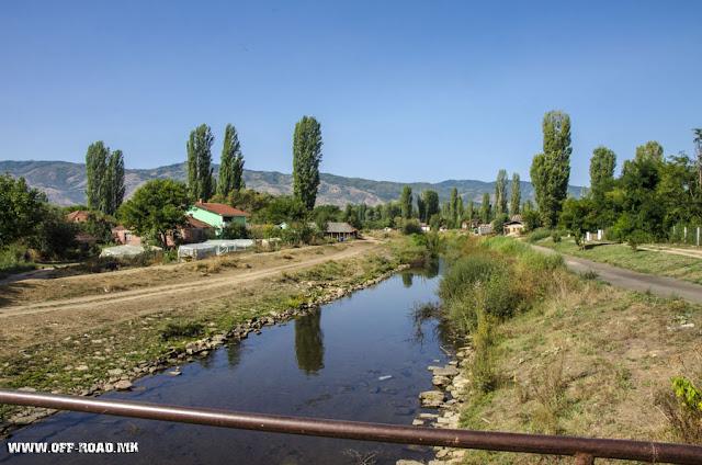 Shemnica river - Crnobuki village - Municipality of Bitola