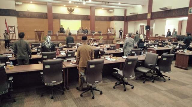 27 dari 50 Anggota DPRD Kabupaten Brebes Tak Ikuti Rapat Paripurna