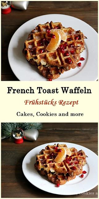 rezept f r french toast waffeln. Black Bedroom Furniture Sets. Home Design Ideas