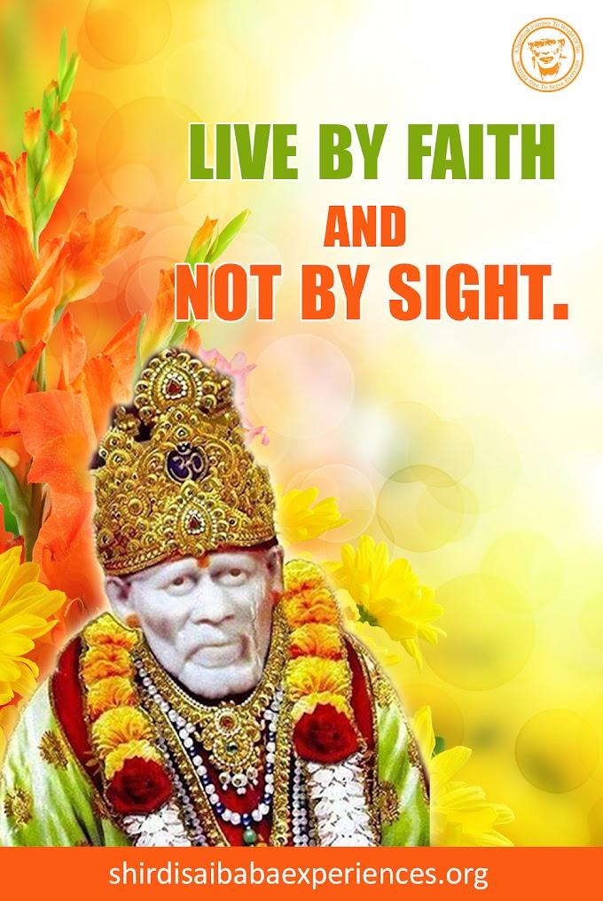 Baba's Divine Intervention