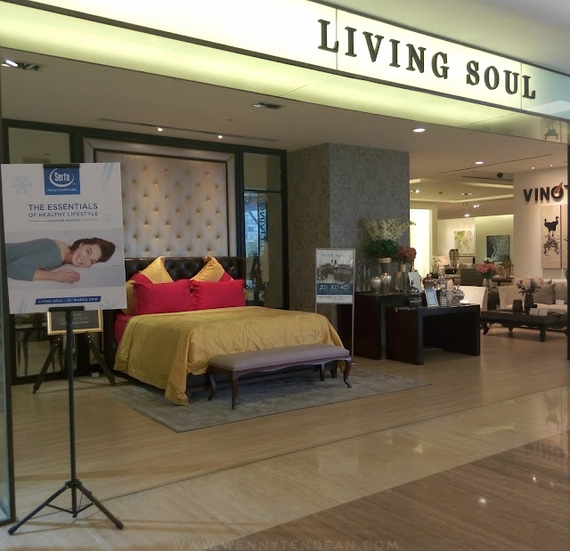Living Soul Plaza Indonesia