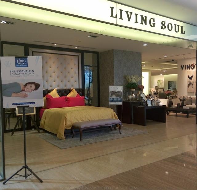 Living Soul Plaza Indonesia