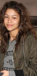Zendaya no makeup/ without makeup