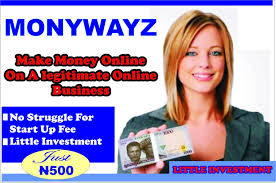 Monywayz income program image